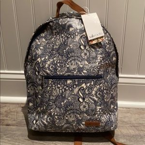 Sakroots Spirit Desert Gorgeous Backpack~ NEW